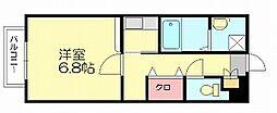 セソワアビタ[2階]の間取り