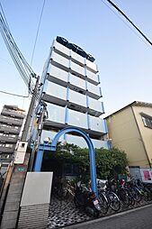 レインボー山崎[3階]の外観