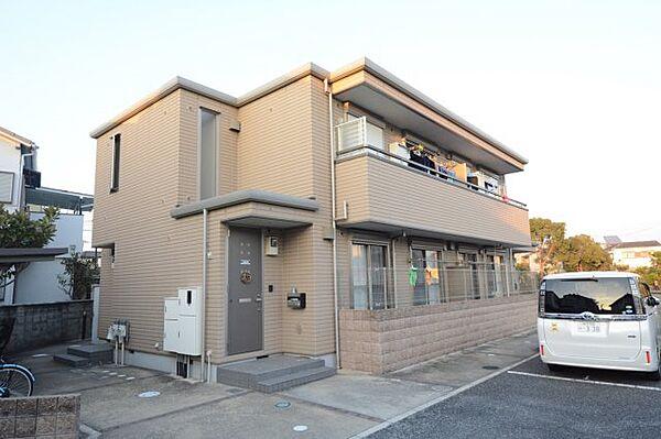 兵庫県伊丹市山田6丁目の賃貸マンションの画像