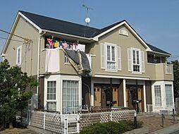兵庫県姫路市網干区垣内中町の賃貸アパートの外観