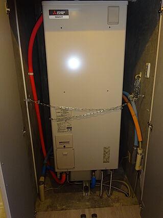 電気温水器新規...
