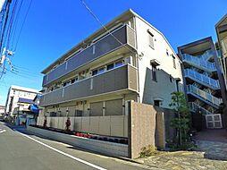クレスト竹の塚[3階]の外観