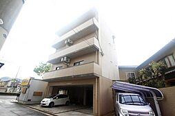 広島県広島市南区翠2丁目の賃貸マンションの外観
