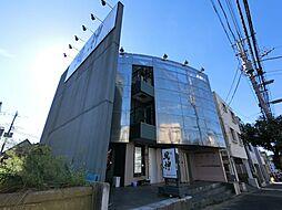 千葉県富里市日吉台3丁目の賃貸マンションの外観