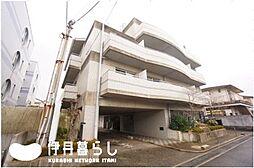 兵庫県伊丹市船原1丁目の賃貸マンションの外観