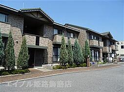 ロイヤルグレース花田B棟[B105号室]の外観