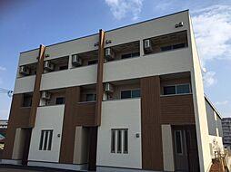 サニーヒル白鷺[2階]の外観