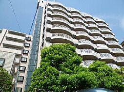 東京都北区豊島4丁目の賃貸マンションの外観