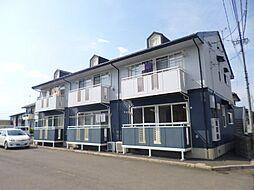 長野県長野市若穂綿内の賃貸アパートの外観