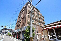 愛知県豊田市京町3丁目の賃貸マンションの外観