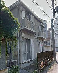 千葉県柏市柏4丁目の賃貸アパートの外観