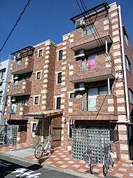 京都府京都市北区紫竹下竹殿町の賃貸マンションの外観