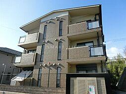 滋賀県大津市雄琴北1丁目の賃貸マンションの外観