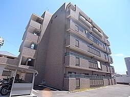 兵庫県明石市人丸町の賃貸マンションの外観