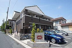 静岡県磐田市富士見町1丁目の賃貸アパートの外観