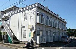 千葉県鎌ケ谷市北中沢1丁目の賃貸アパートの外観
