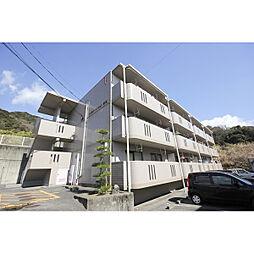 ハイランドマンション多田[1-303号室]の外観