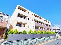 東京都練馬区西大泉6丁目の賃貸マンションの外観