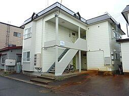 コーポ山田II[101号室]の外観