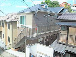 シャトンボヌール横濱[1階]の外観