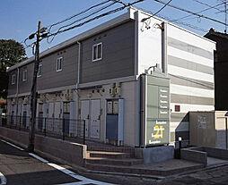 愛知県名古屋市瑞穂区竹田町4丁目の賃貸アパートの外観