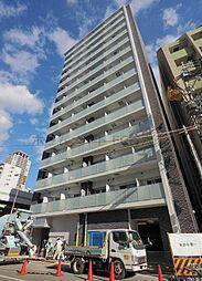 レオンコンフォート難波リオ[2階]の外観