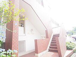 笹山ハイツ[201号室]の外観