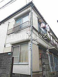 中村荘[2階]の外観