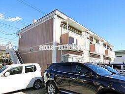 東京都武蔵野市吉祥寺本町4丁目の賃貸アパートの外観