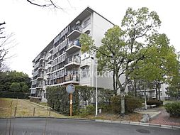 東大路高野第1住宅1棟[2-502号室号室]の外観