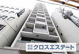 プレサンスNEO心斎橋[8階]の外観