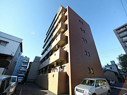 愛知県名古屋市中村区那古野1の賃貸マンションの外観