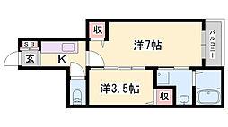 夢前川駅 5.1万円