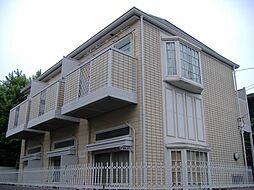 東京都練馬区大泉町5丁目の賃貸アパートの外観