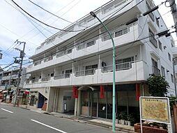 東信松濤マンション[4階]の外観