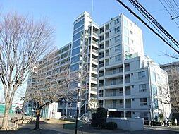 所沢コーポラスC棟[7階]の外観