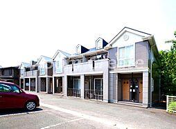 徳島県徳島市北矢三町2丁目の賃貸アパートの外観