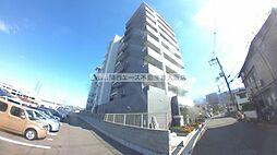 プランドール新石切[8階]の外観