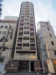 プレサンスNEO心斎橋[13階]の外観