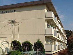 中村マンション[305号室]の外観