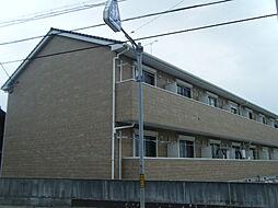 コーポタカラ[2階]の外観