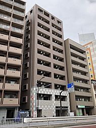 ガラ・シティ南麻布[603号室]の外観