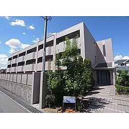 奈良県香芝市五位堂の賃貸マンションの外観