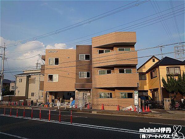 ネクステージ稲野町 2階の賃貸【兵庫県 / 伊丹市】