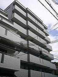京都府京都市中京区本能寺町の賃貸マンションの外観