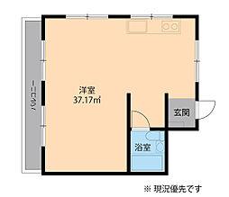 湘南台マンション[2階]の間取り