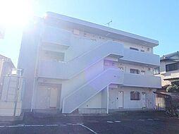 千葉県松戸市日暮4丁目の賃貸マンションの外観