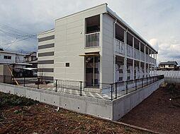 レオパレスHarmony[101号室]の外観
