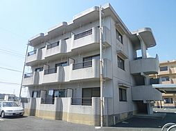静岡県磐田市西島の賃貸マンションの外観