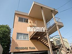 レジデンス津田[2階]の外観
